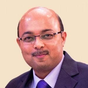 Sonit Jain, Founder and CEO GajShield