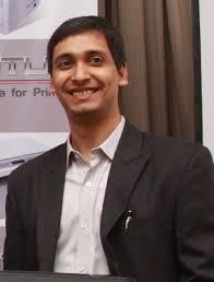 Kapal Pansari, Director, Rashi Peripherals