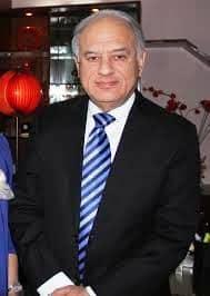 Sanjiv Krishen, Chairman, Iris Computers