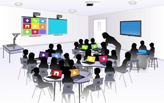 Classroom Design Higher Education ~ Gartner highlights top strategic technologies for