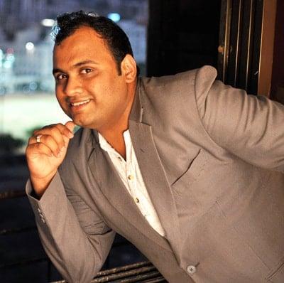 Meet with :    Bhavik Jhaveri, Founder of Pretr & AmBab