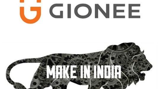 gionee-make-in-india