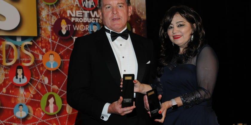 Xavient, gold awards, 12th Annual 2017 IT World Awards.
