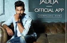 Ravindra Jadeja, app, escapeX,