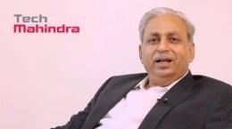 tech-mahindra, CEO