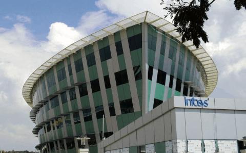 TCS, Infosys, Rs 3,483 crore