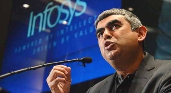 Vishal Sikka resigns, CEO, Infosys