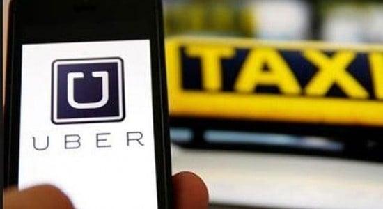 Uber premier ride