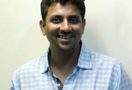 Dhruv Verma Founder and CEO GolfLan