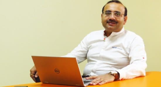 Sanjit Chatterjee, CEO, REVE Antivirus