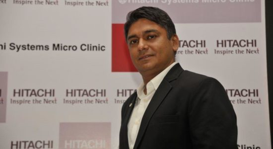 Anuj Gupta- Hitachi Systems Micro Clinic
