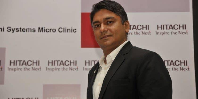 Anuj Gupta- Hitachi Systems Micro Clinic