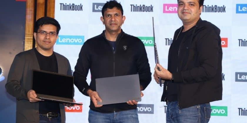 Lenovo launches range of ThinkBook laptops dedicated for SMB market