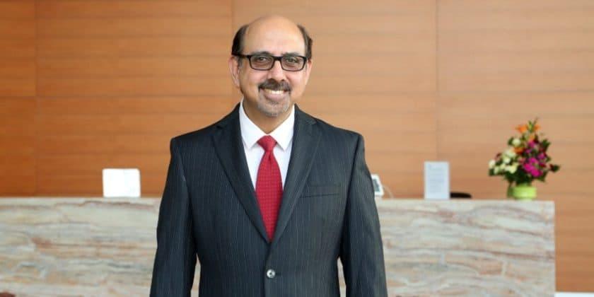 Ravi Chhabria, Managing Director of NetApp India GCoE