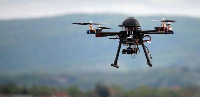 IoT Enterprise Drone