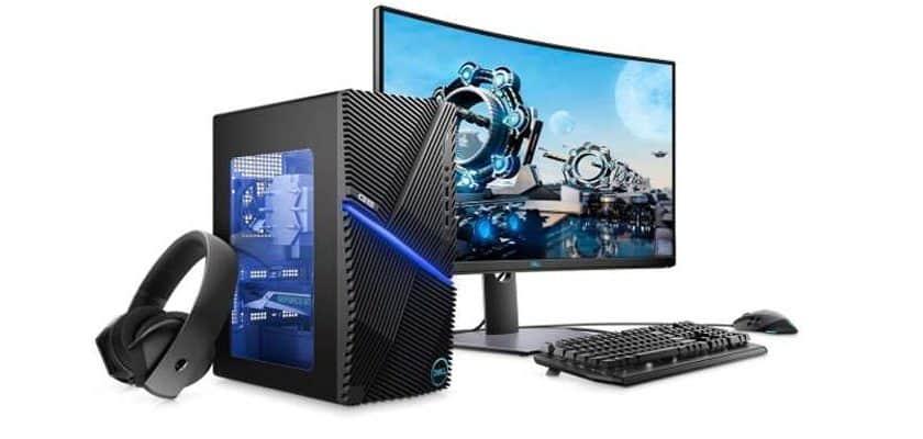dell gaming desktop