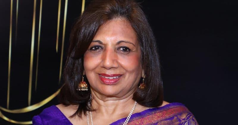 Dr. Kiran Mazumdar Shaw