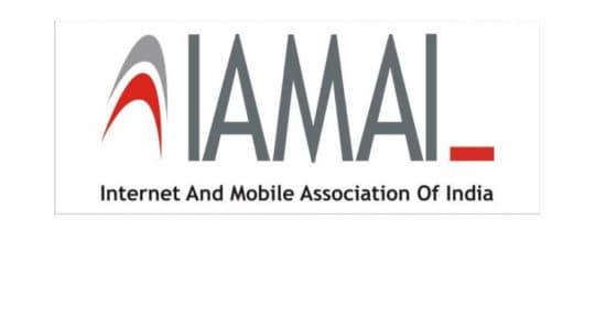 IAMAI logo