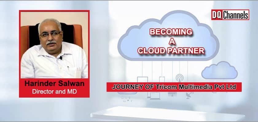 Cloud Journey Trident