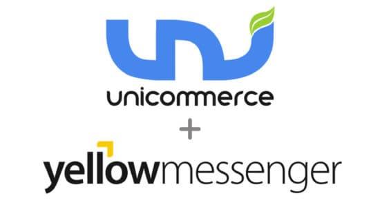 Unicommerce partners with Yellow Messenger