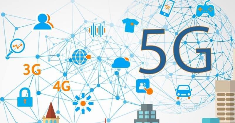 5G networks Image