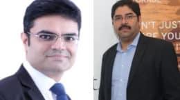 Jyotil Mankad and Neeraj Bhatia